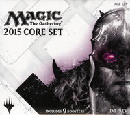 Magic the Gathering 2015 Core Set Fat Pack Box