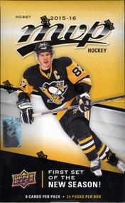2015/16 Upper Deck MVP Hockey Box