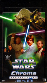 2015 Topps Star Wars Chrome Perspectives: Jedi Vs Sith 12 Box Case