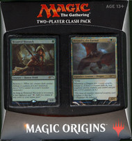 Magic the Gathering Origins Clash Pack Box