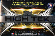 2016 Topps High Tek Baseball Hobby Box