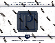 2016 Panini Pantheon Baseball 8 Box Hobby Case