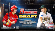 2016 Bowman Draft Picks & Prospects Baseball Jumbo Box