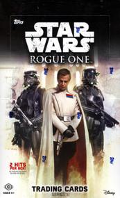 2016 Topps Star Wars Rogue One Hobby Box