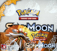 Pokemon Sun & Moon Booster Box