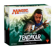 Magic the Gathering Battle For Zendikar Fat Pack Box