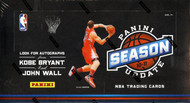 2010/11 Panini Season Update Basketball Box