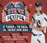 2015 Panini USA Stars and Stripes Longevity Baseball Box
