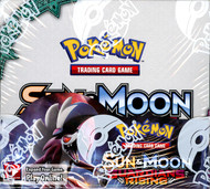 Pokemon Sun & Moon Guardians Rising Booster Box