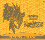 Pokemon Sun & Moon Guardians Rising Elite Trainer Box