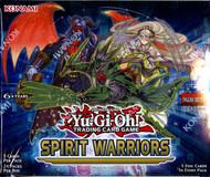 Yugioh Spirit Warriors 1st Edition Booster Box