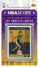 2017/18 Panini Hoops Team Set: Los Angeles Lakers