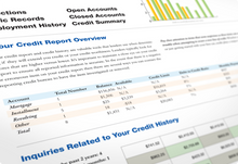 JERSEY CREDIT REPORT