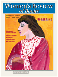 Women's Review of Books Volume 37, Issue 2