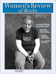 Women's Review of Books Volume 37, Issue 3