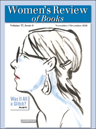 Women's Review of Books Volume 37, Issue 6 (PDF)
