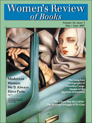 Women's Review of Books Volume 24, Issue 3