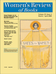 Women's Review of Books Volume 23, Issue 2