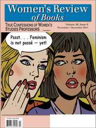 Women's Review of Books Volume 28, Issue 6