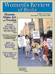 Women's Review of Books Volume 24, Issue 6 (PDF)