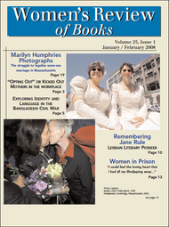 Women's Review of Books Volume 25, Issue 1 (PDF)