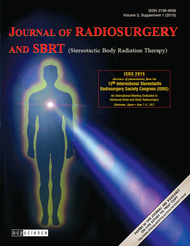 Journal of Radiosurgery and SBRT Supplement Volume 3, Supplement 1