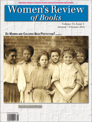 Women's Review of Books Volume 35, Issue 1