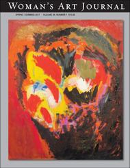 Woman's Art Journal Volume 38, Number 1