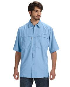 Dri Duck Men's Short-Sleeve Catch Fishing Shirt