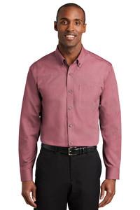Red House® - Nailhead Non-Iron Button-Down Shirt