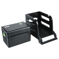 MFLABEL Printer and Label Holder - Commercial Grade Direct Thermal High Speed Printer - Compatible with Etsy, Ebay, Amazon - Barcode Printer - 4x6 Printer