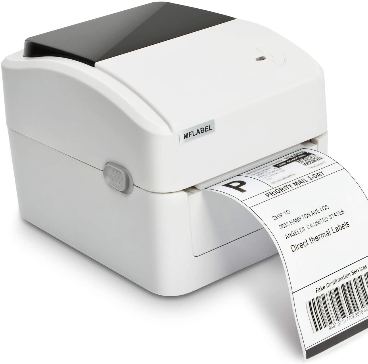 Mflabel 4x6 Direct Thermal Printer Commercial High Speed Label Writer Compatibel With Amazon Ebay Mflabel