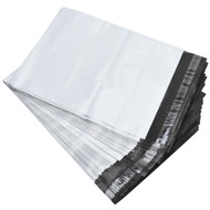 MFLABEL 500 Pack 14.5x19 Poly Mailers Shipping Bags Red Shipping Mailing Envelopes Bags 2.5 Mil Thick