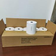 LabelMore 10 Rolls Thermal Receipt Paper Rolls 3-1/8 x 230ft