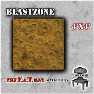 4x4 'Blast Zone' F.A.T. Mat Gaming Mat
