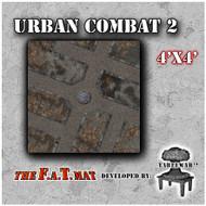 4x4 'Urban Combat 2' F.A.T. Mat Gaming Mat