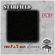 3x3 'Star Field' F.A.T. Mat Gaming Mat