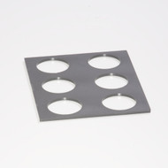 6x40mm Unit Tray Topper