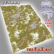 6x4 'Tundra' F.A.T. Mat Gaming Mat