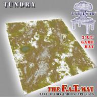 3x3 'Tundra' F.A.T. Mat Gaming Mat