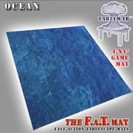 4x4 'Ocean' F.A.T. Mat Gaming Mat