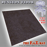3x3 'Dungeon Floor' F.A.T. Mat Gaming Mat