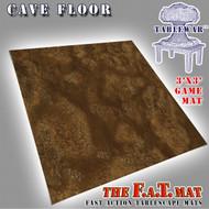 3x3 'Cave Floor' F.A.T. Mat Gaming Mat