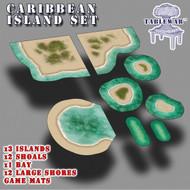 Caribbean Island Set