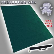 6x4 'Caribbean Sea' (Gulf Stream - darker ocean)