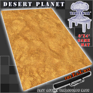 6x4 'Desert Planet' F.A.T. Mat Gaming Mat