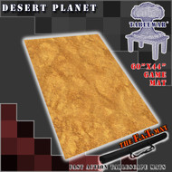 "60x44"" 'Desert Planet' F.A.T. Mat Gaming Mat"