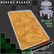 "30x44"" 'Desert Planet' F.A.T. Mat Gaming Mat"