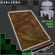 "30x44"" 'Badlands' F.A.T. Mat Gaming Mat"