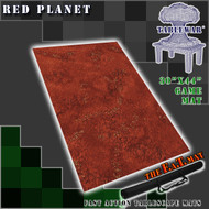 "30x44"" 'Red Planet' F.A.T. Mat Gaming Mat"